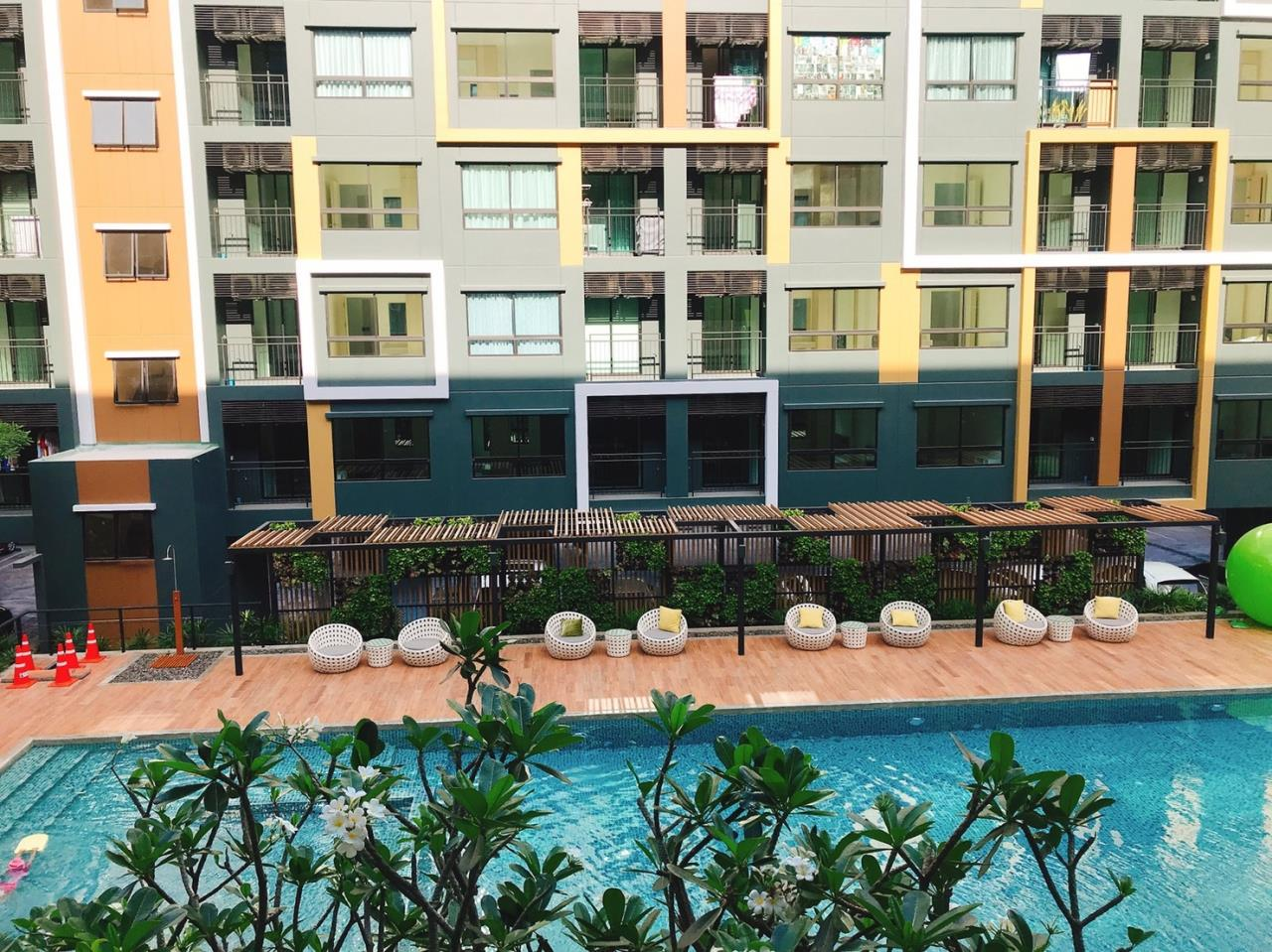 Uptown Assets  Agency's For Rent iCondo green space Sukhumvit 77  9