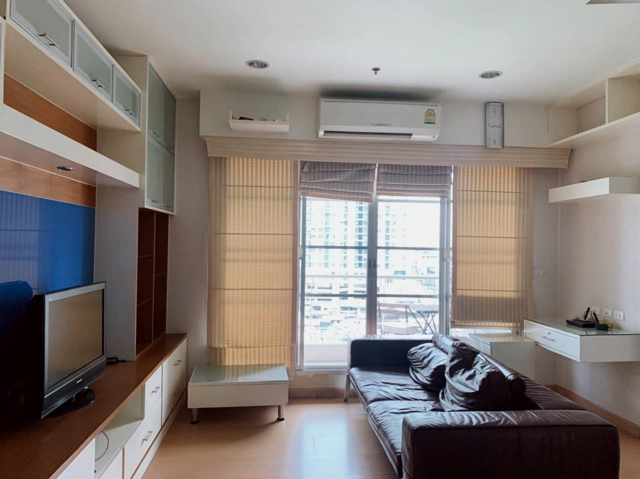 Uptown Assets  Agency's FOR Rent Condo Ban KlangKrung Siam Phathumwan 468/154 1