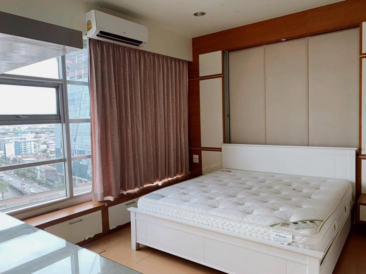 Uptown Assets  Agency's FOR Rent Condo Ban KlangKrung Siam Phathumwan 468/154 10