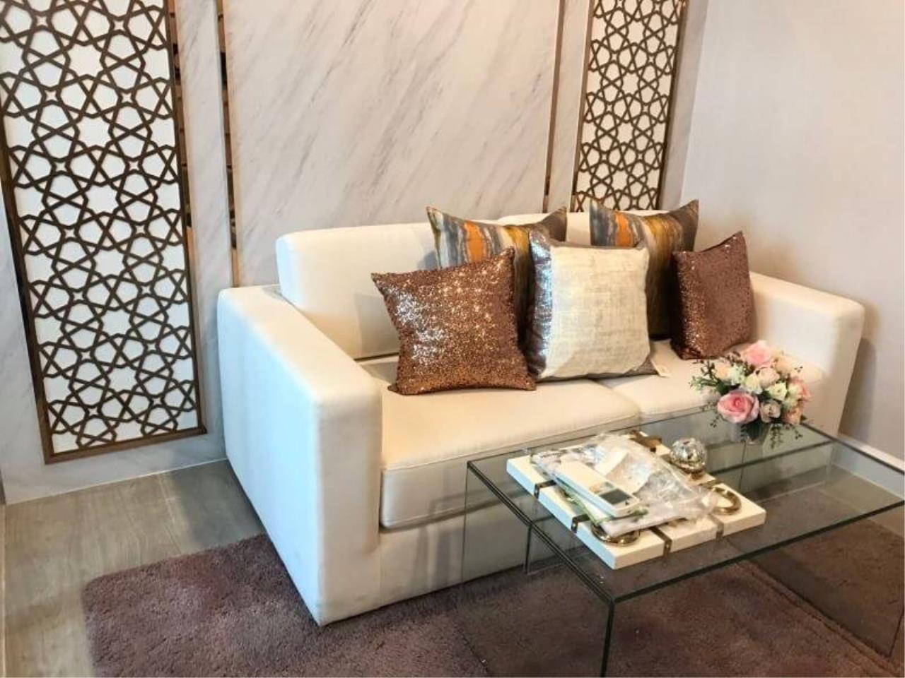 Uptown Assets  Agency's FOR Rent Metro Luxe Ratchada Unit 459/48 3