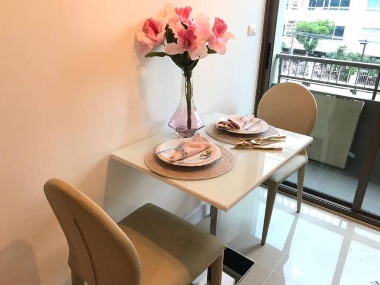 Uptown Assets  Agency's FOR Rent Metro Luxe Ratchada Unit 459/48 5
