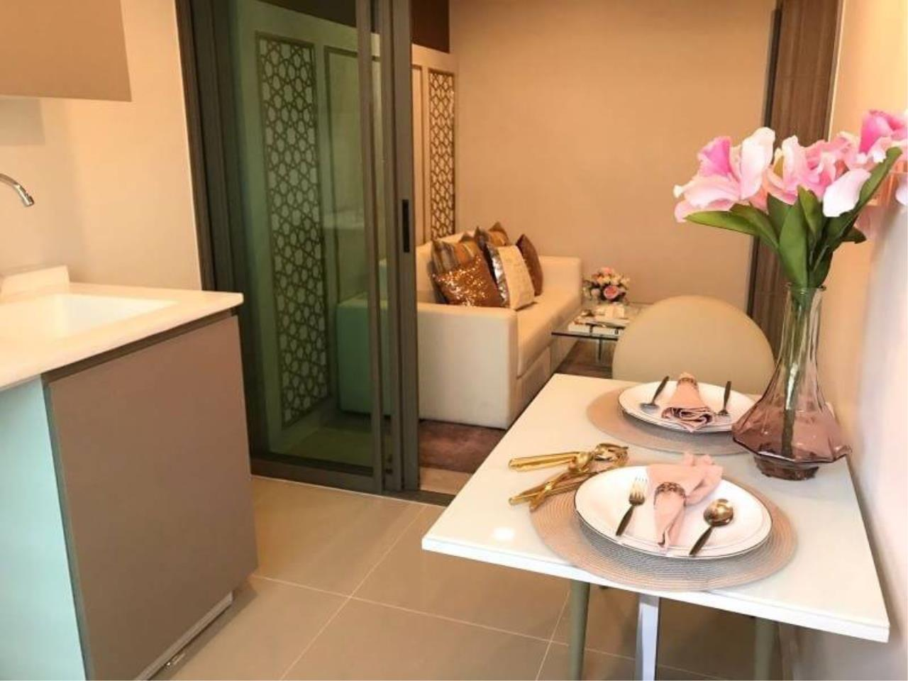 Uptown Assets  Agency's FOR Rent Metro Luxe Ratchada Unit 459/48 12