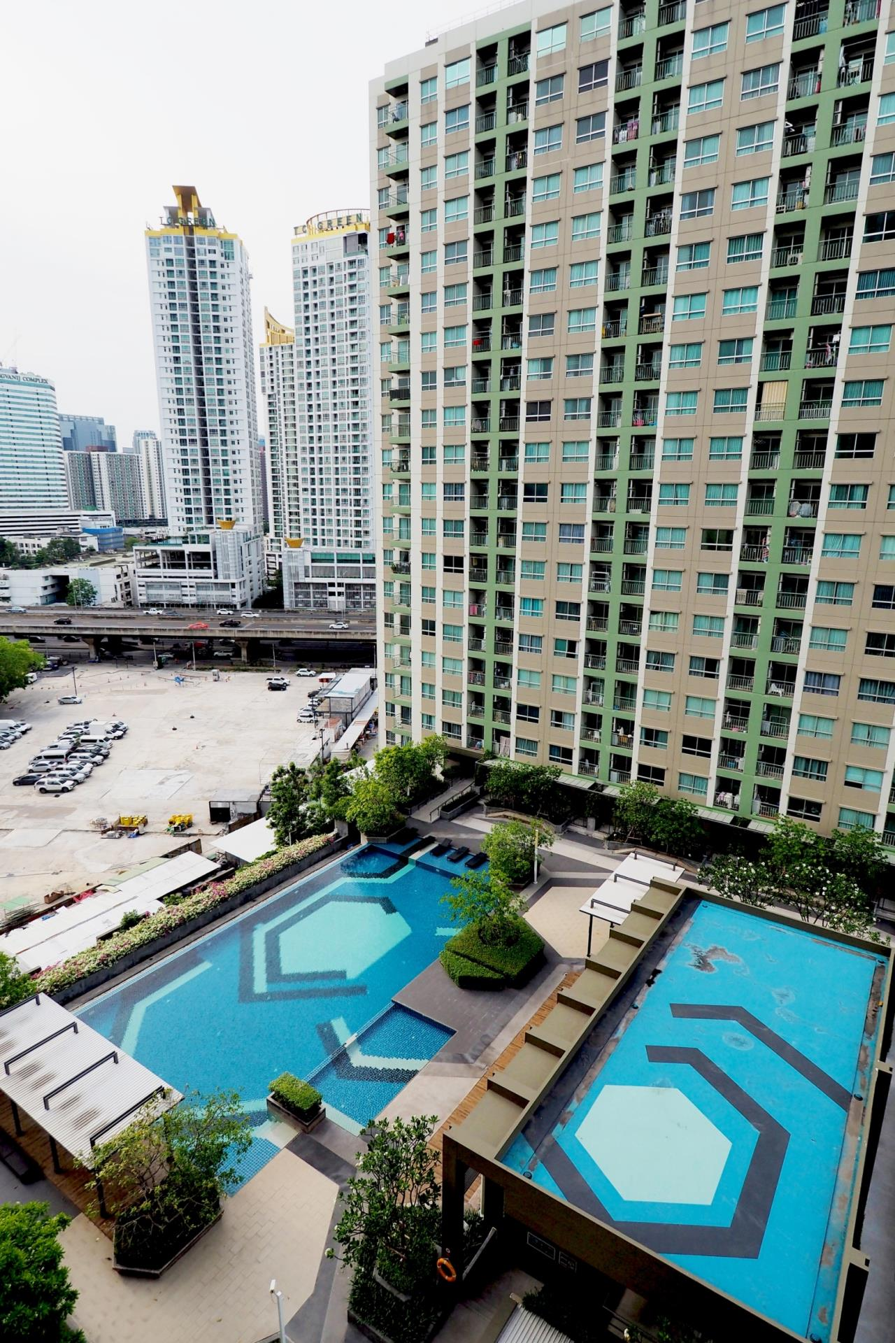 Uptown Assets  Agency's For Rent Lumpini Park Rama 9 Unit 890/373  9