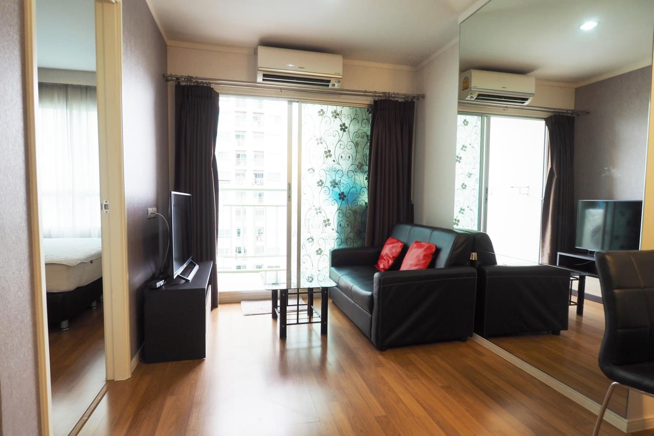 Uptown Assets  Agency's For Rent Lumpini Park Rama 9 Unit 890/373  1
