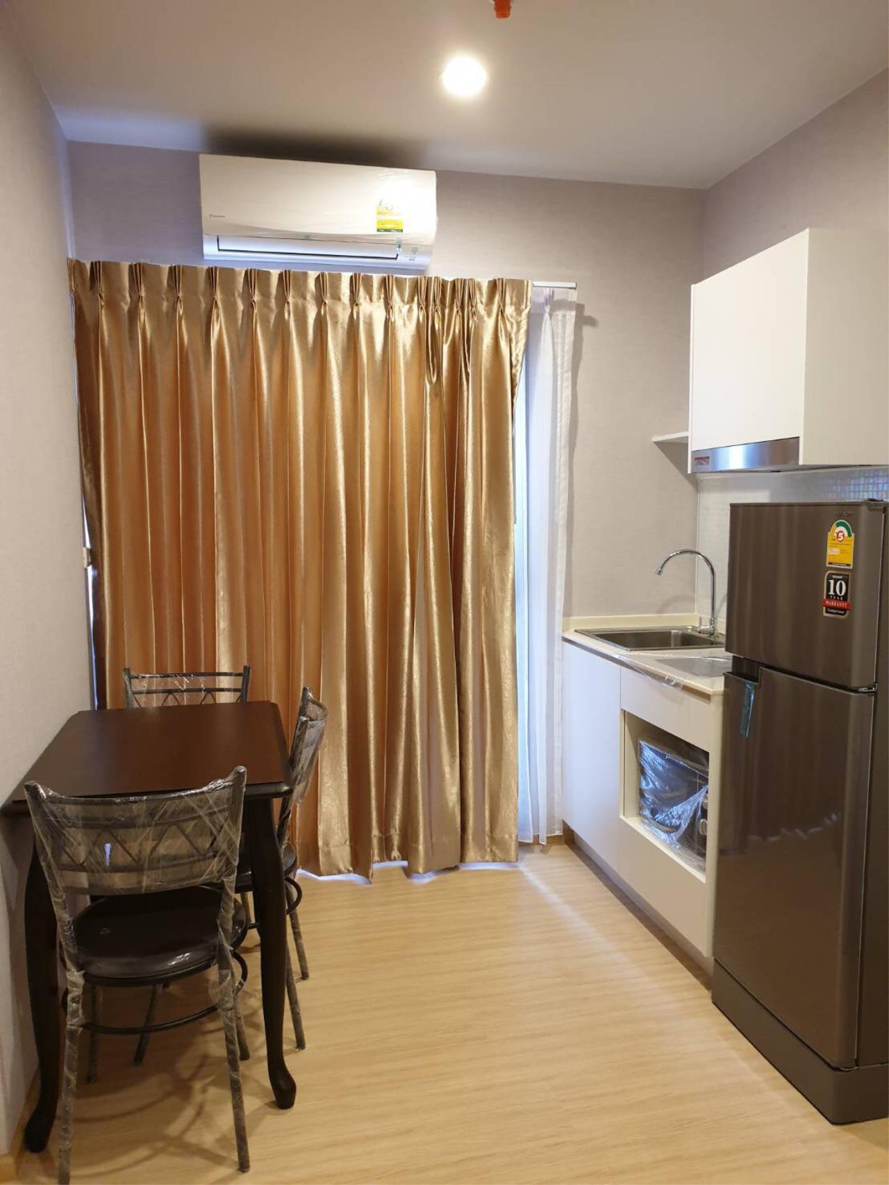 Uptown Assets  Agency's FOR Rent Plum Condo Pinklao Station Unit 9/429 3