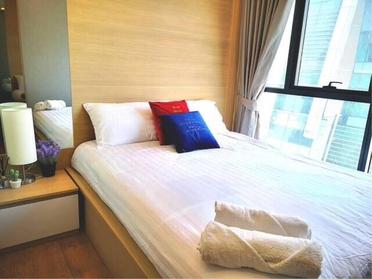 Uptown Assets  Agency's For Rent Q Chidlom -  Phetchaburi Unit 2601  5