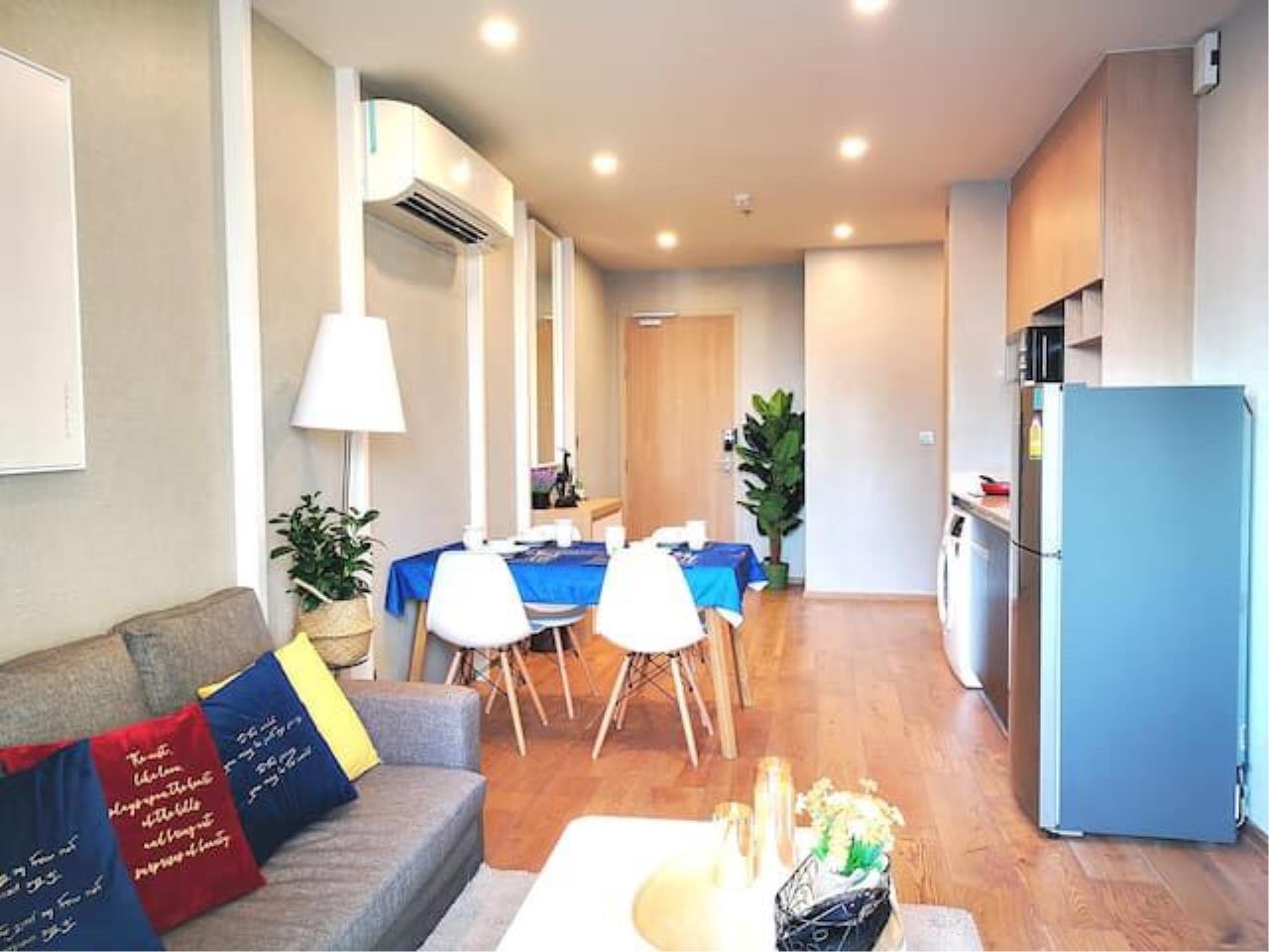 Uptown Assets  Agency's For Rent Q Chidlom -  Phetchaburi Unit 2601  9