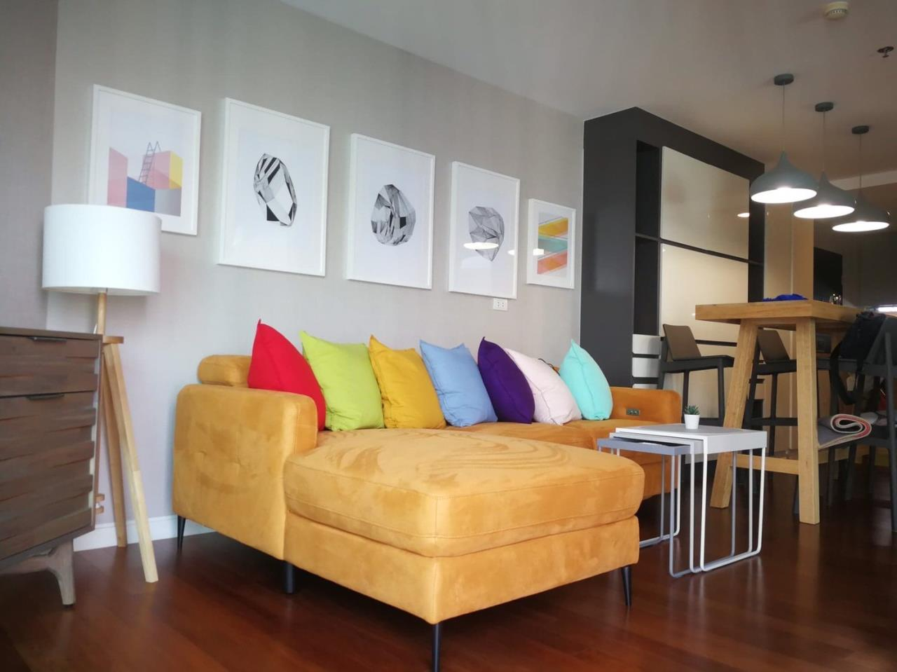 Uptown Assets  Agency's For Rent Belle Avenue Ratchada-Rama 9 Unit 141/793 1