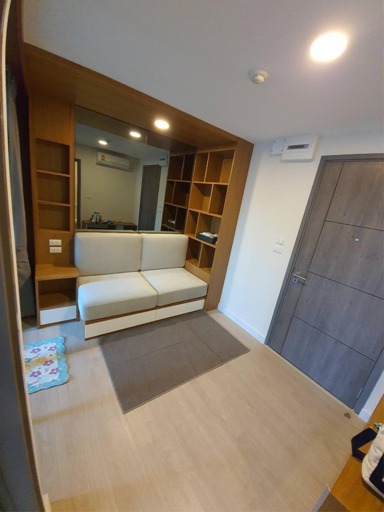 Uptown Assets  Agency's For Rent Metro Luxe Rosegold Phahol - Sutthisan Floor Unit 8/25 1