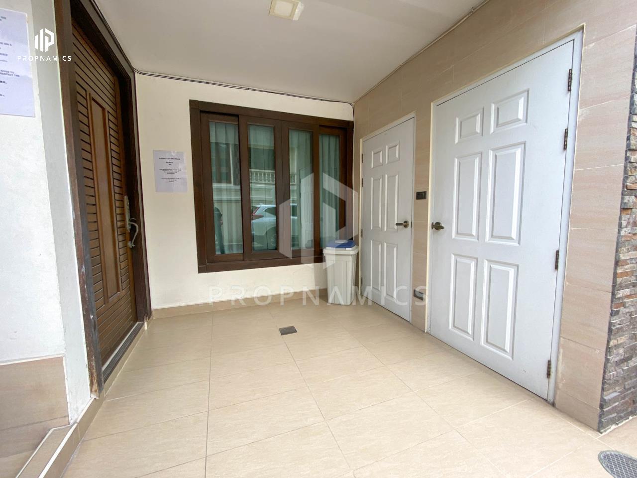 Propnamics Co., Ltd Agency's FOR RENT: SINGLE HOUSE IN SUKHUMVIT 26 1