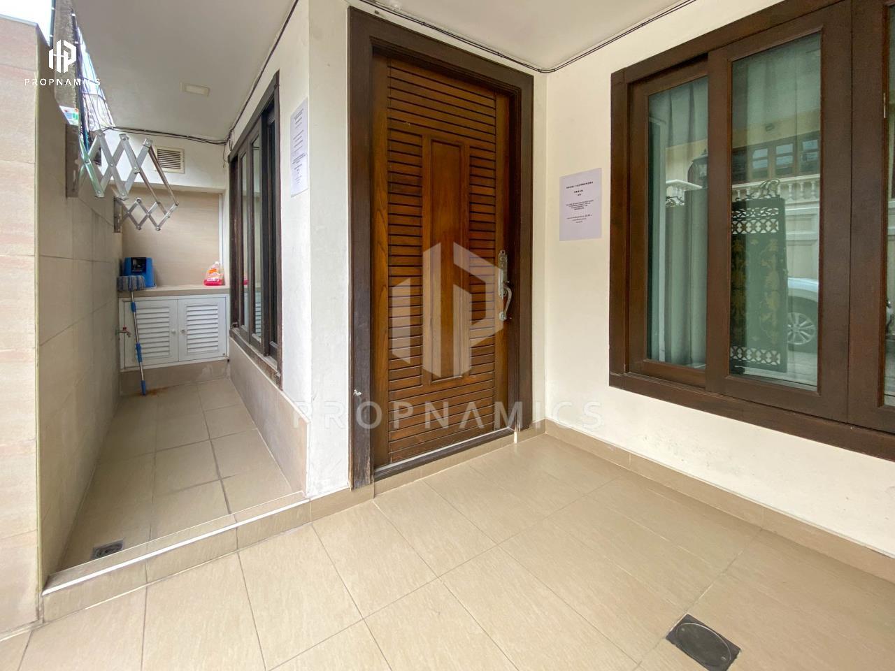 Propnamics Co., Ltd Agency's FOR RENT: SINGLE HOUSE IN SUKHUMVIT 26 2