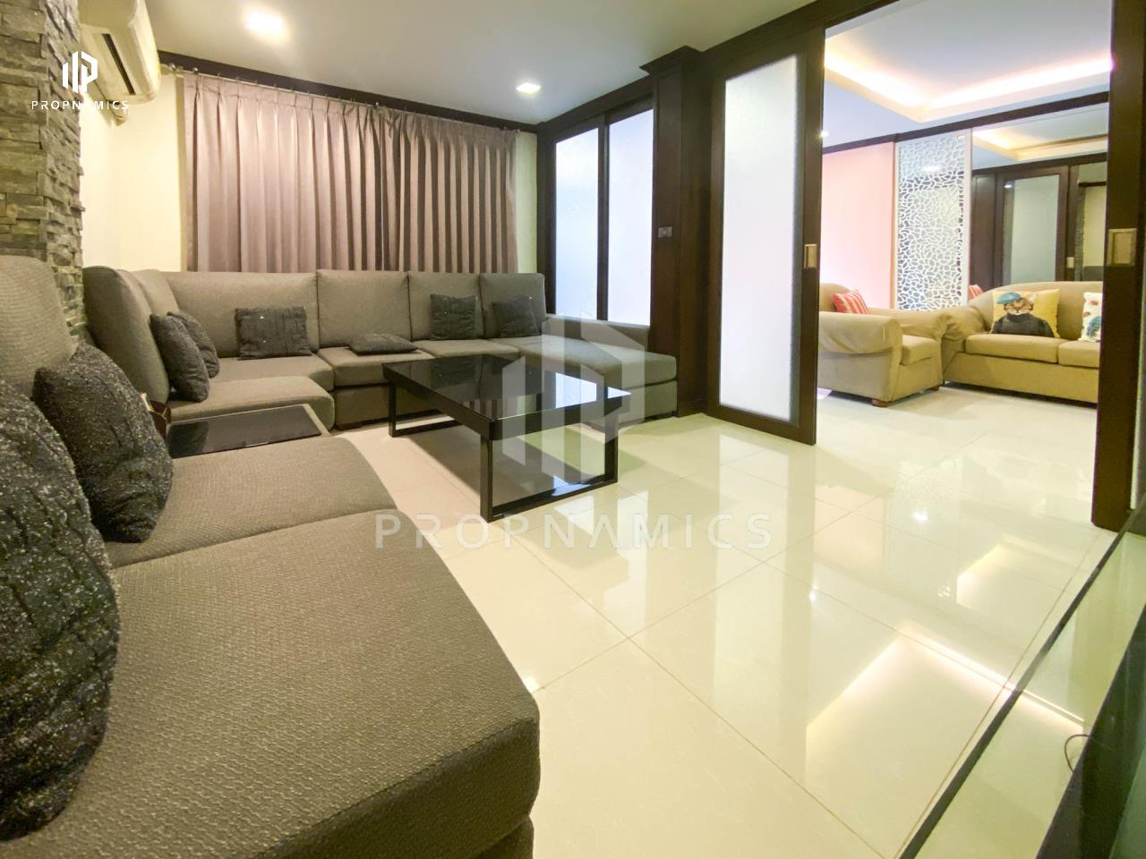 Propnamics Co., Ltd Agency's FOR RENT: SINGLE HOUSE IN SUKHUMVIT 26 5