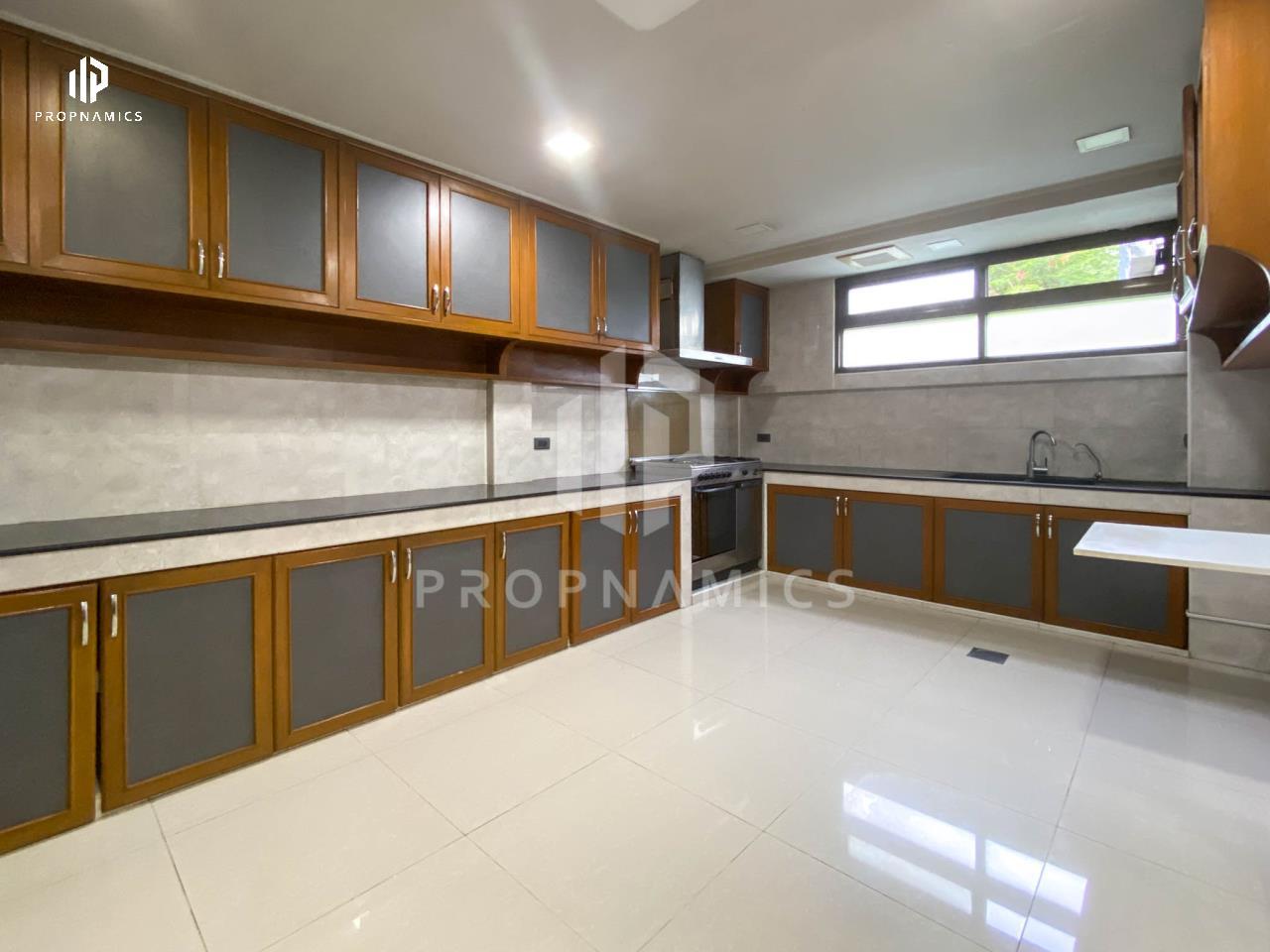 Propnamics Co., Ltd Agency's FOR RENT: SINGLE HOUSE IN SUKHUMVIT 26 7