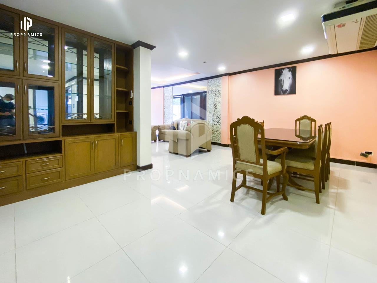 Propnamics Co., Ltd Agency's FOR RENT: SINGLE HOUSE IN SUKHUMVIT 26 12