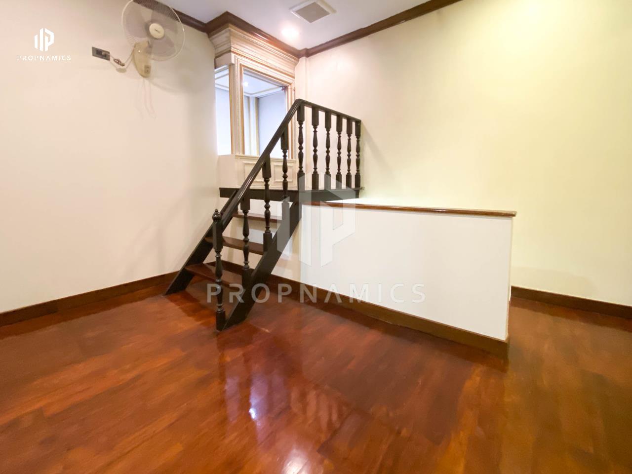 Propnamics Co., Ltd Agency's FOR RENT: SINGLE HOUSE IN SUKHUMVIT 26 18
