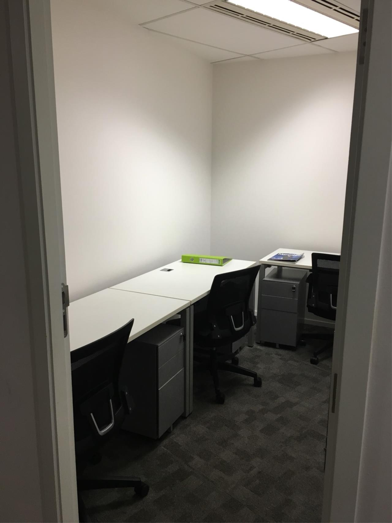 Agent - Ratana Chatthinawat  Agency's Serviced office in Sathorn area fully Serviced office Sathorn area furnished ready for movein for rent from 15,000/m. 9