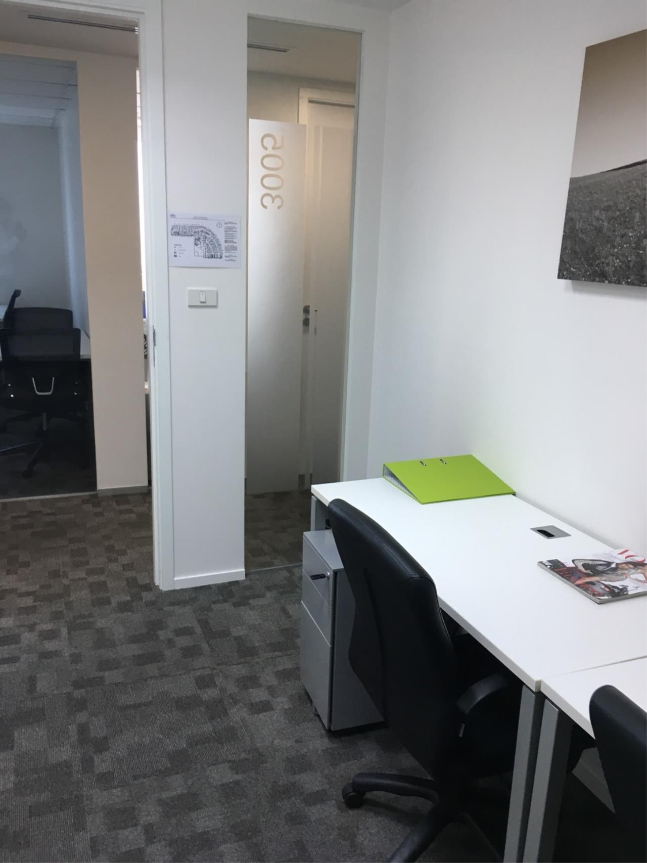 Agent - Ratana Chatthinawat  Agency's Serviced office in Sathorn area fully Serviced office Sathorn area furnished ready for movein for rent from 15,000/m. 3