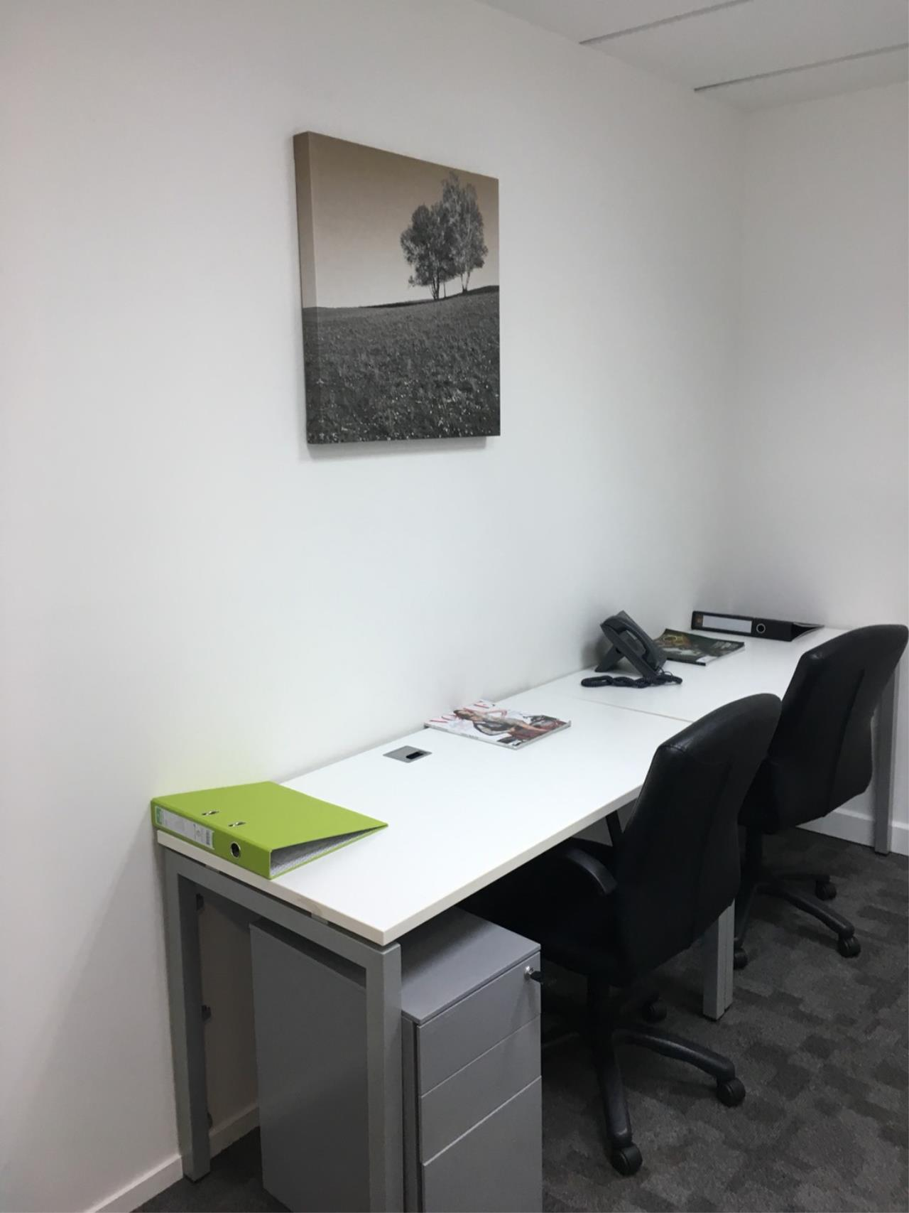 Agent - Ratana Chatthinawat  Agency's Serviced office in Sathorn area fully Serviced office Sathorn area furnished ready for movein for rent from 15,000/m. 10