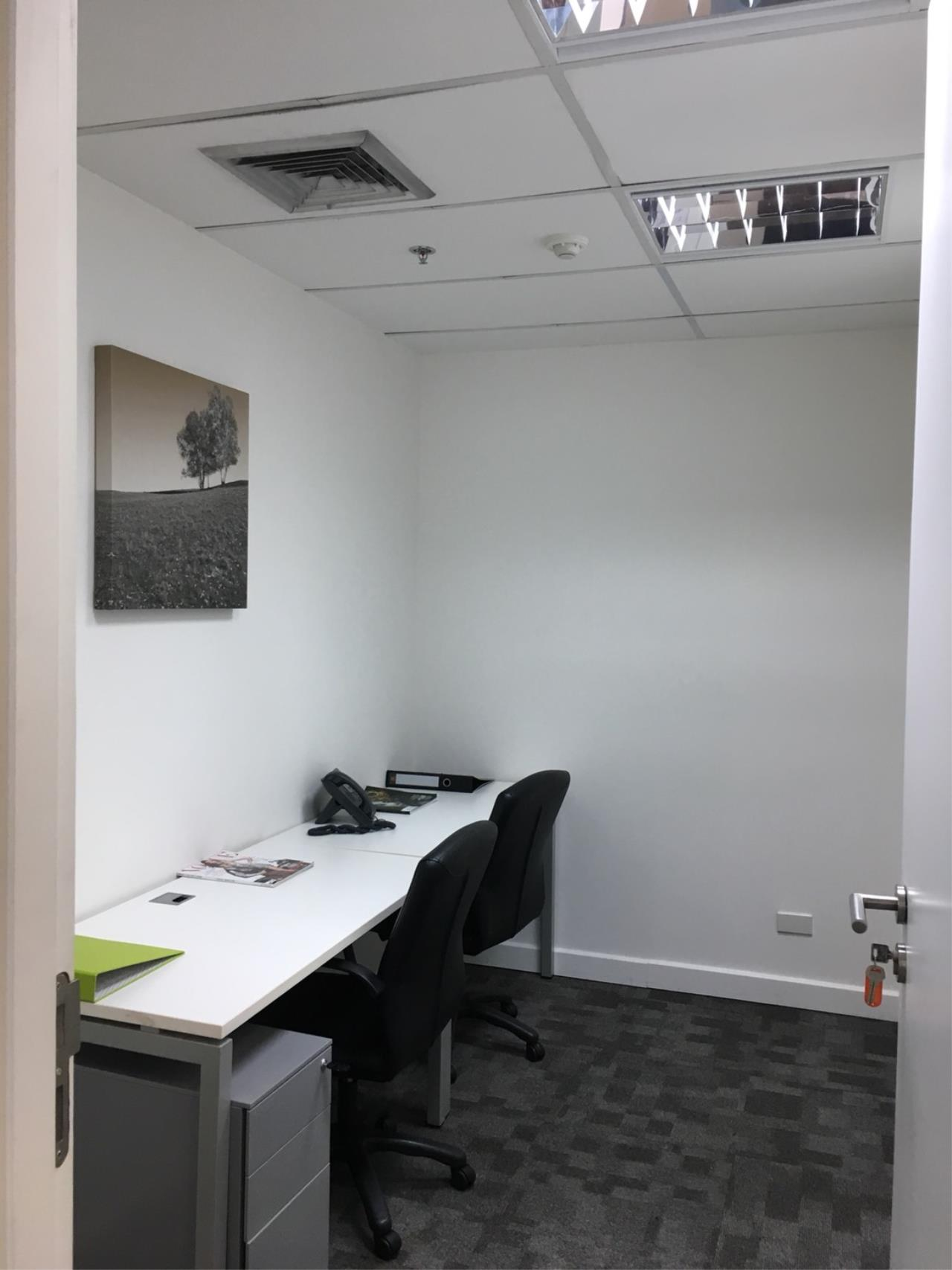 Agent - Ratana Chatthinawat  Agency's Serviced office in Sathorn area fully Serviced office Sathorn area furnished ready for movein for rent from 15,000/m. 8
