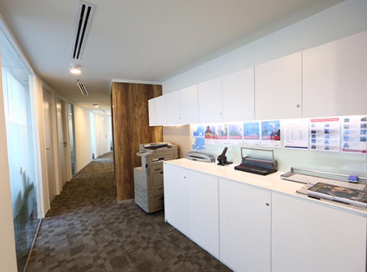Agent - Ratana Chatthinawat  Agency's Serviced office in Sathorn area fully Serviced office Sathorn area furnished ready for movein for rent from 15,000/m. 5