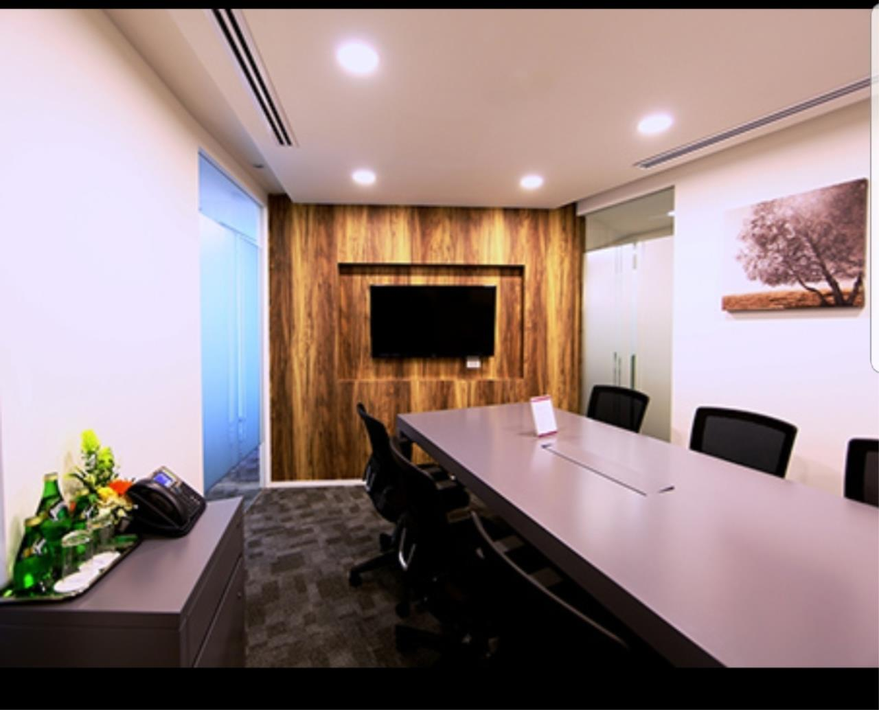 Agent - Ratana Chatthinawat  Agency's Serviced office in Sathorn area fully Serviced office Sathorn area furnished ready for movein for rent from 15,000/m. 6