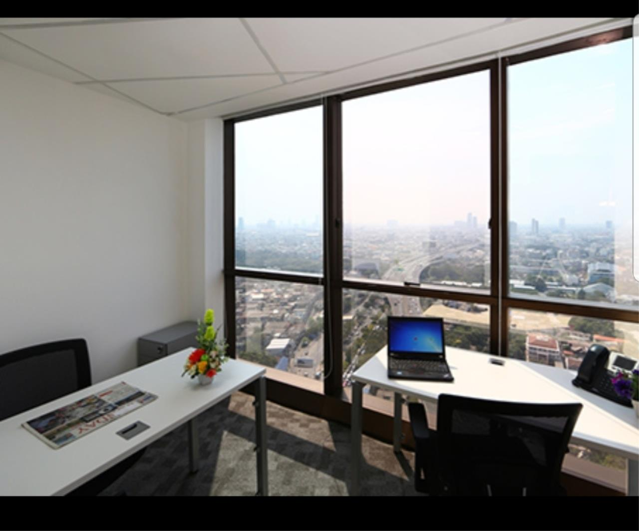 Agent - Ratana Chatthinawat  Agency's Serviced office in Sathorn area fully Serviced office Sathorn area furnished ready for movein for rent from 15,000/m. 1