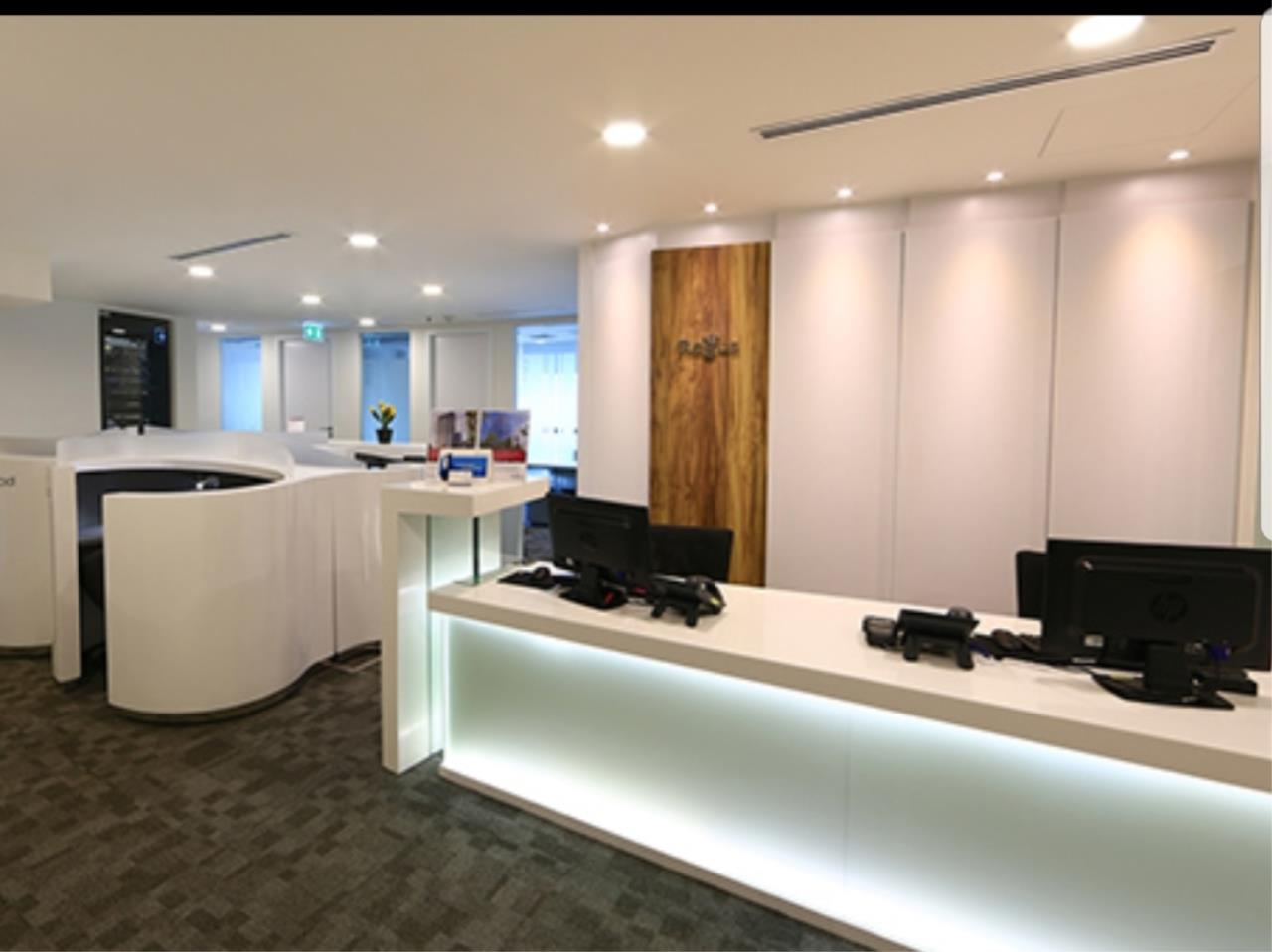 Agent - Ratana Chatthinawat  Agency's Serviced office in Sathorn area fully Serviced office Sathorn area furnished ready for movein for rent from 15,000/m. 4