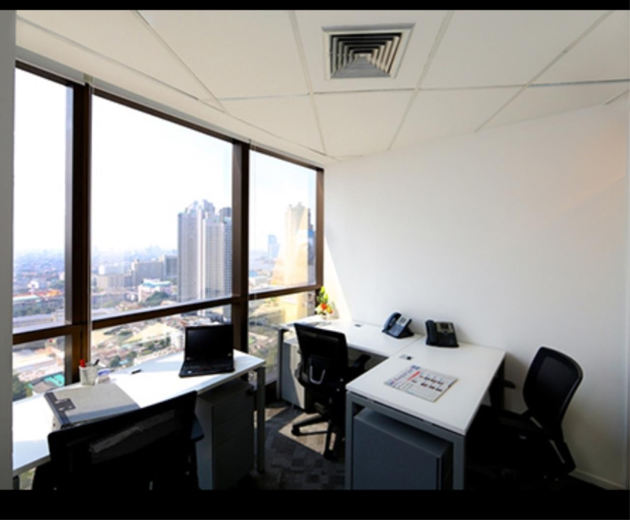 Agent - Ratana Chatthinawat  Agency's Serviced office in Sathorn area fully Serviced office Sathorn area furnished ready for movein for rent from 15,000/m. 7