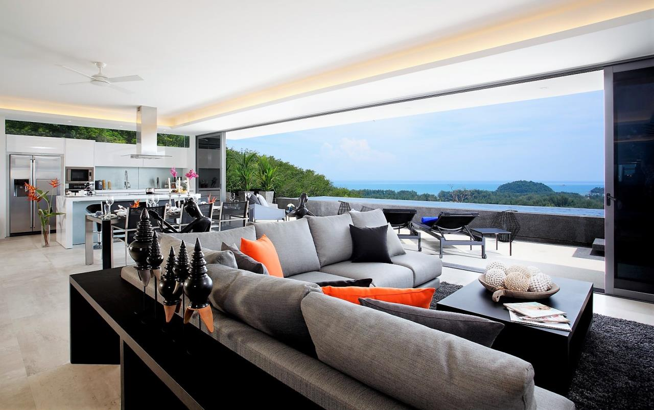 REAL Phuket  Agency's The Residences Overlooking Layan Beach - New High-End Sea View Condominium 11