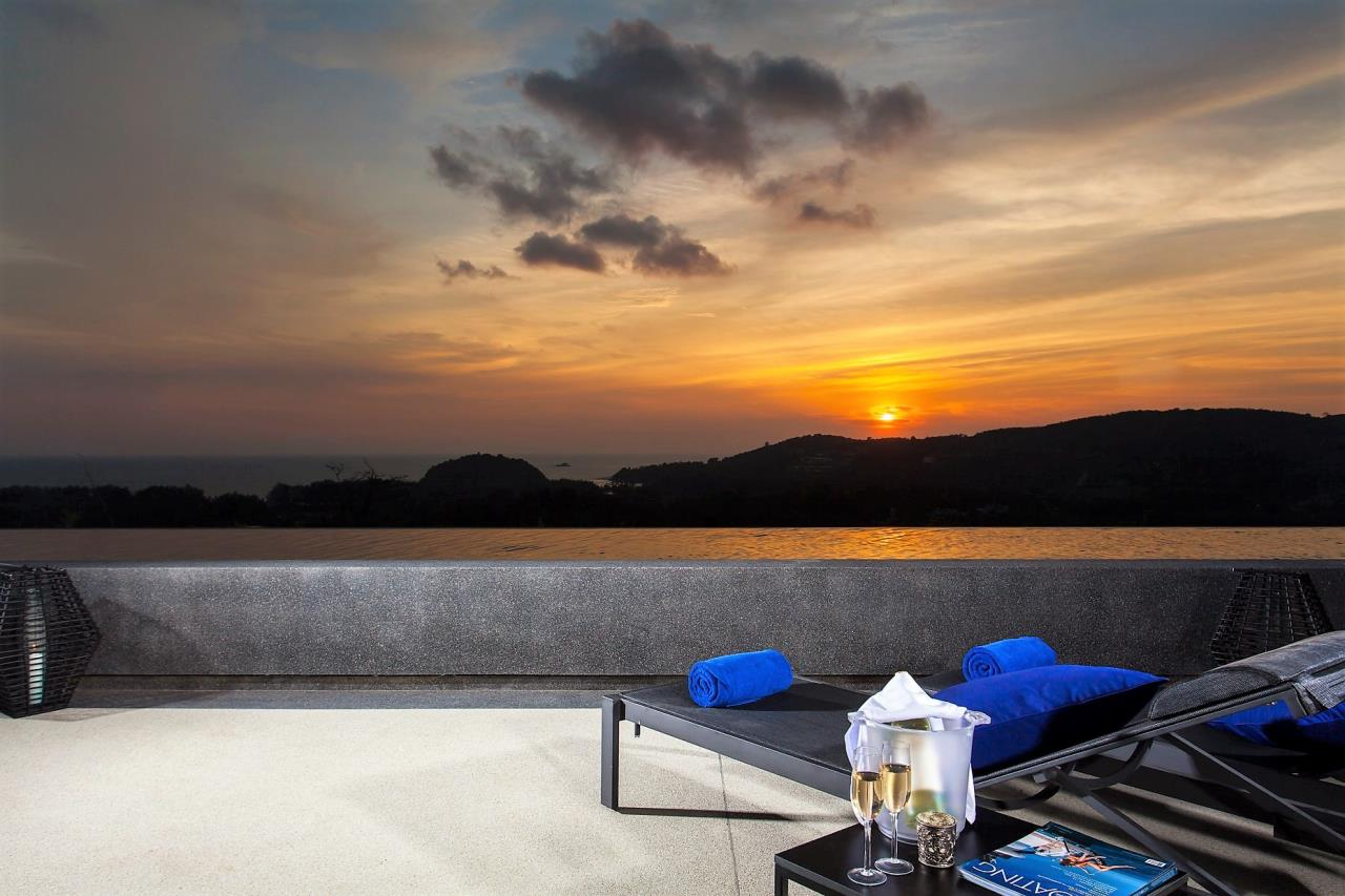 REAL Phuket  Agency's The Residences Overlooking Layan Beach - New High-End Sea View Condominium 13