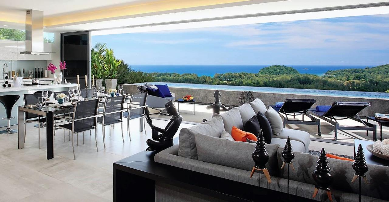 REAL Phuket  Agency's The Residences Overlooking Layan Beach - New High-End Sea View Condominium 14