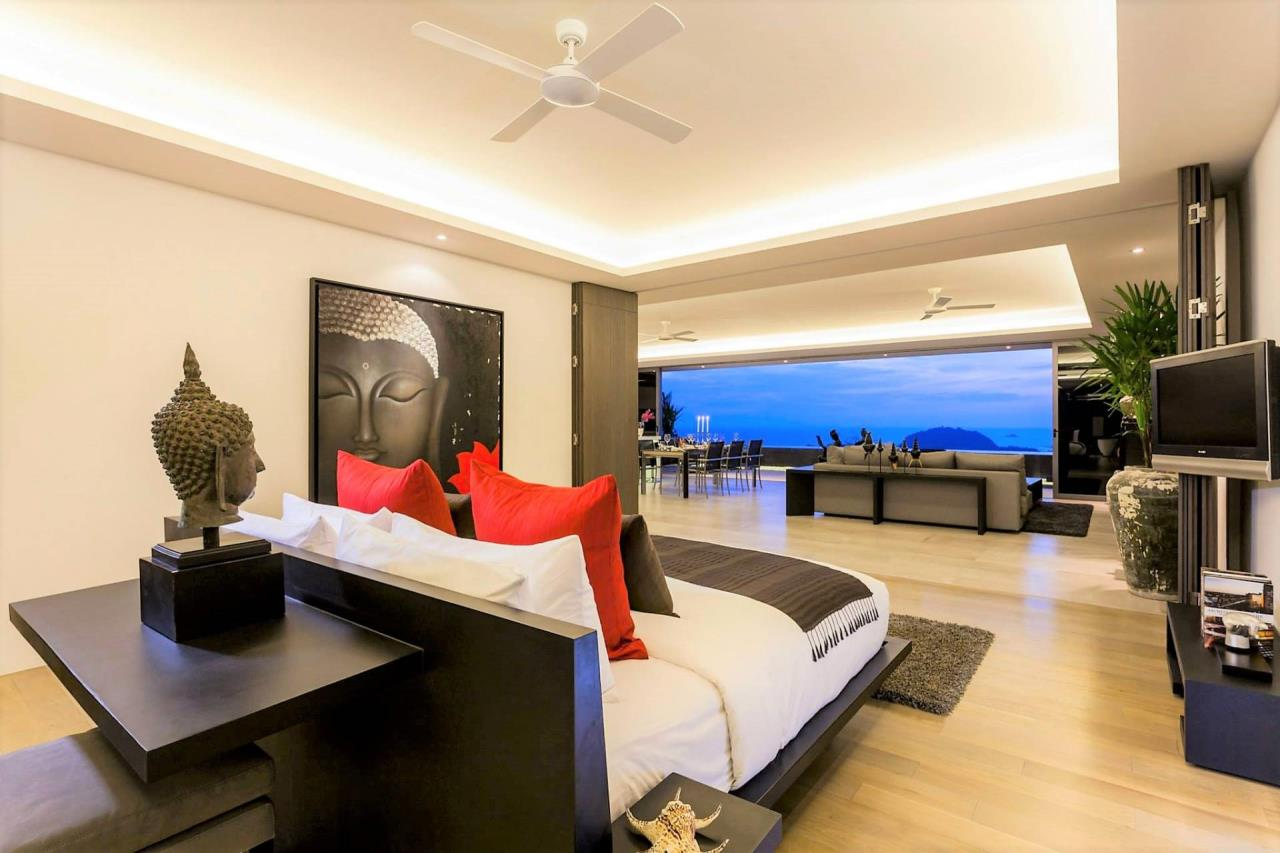 REAL Phuket  Agency's The Residences Overlooking Layan Beach - New High-End Sea View Condominium 4