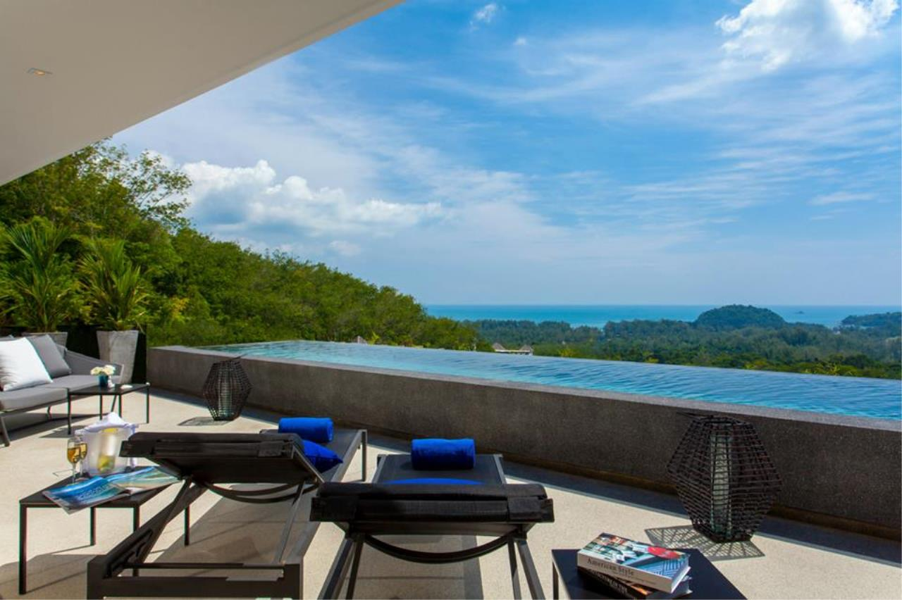 REAL Phuket  Agency's The Residences Overlooking Layan Beach - New High-End Sea View Condominium 9