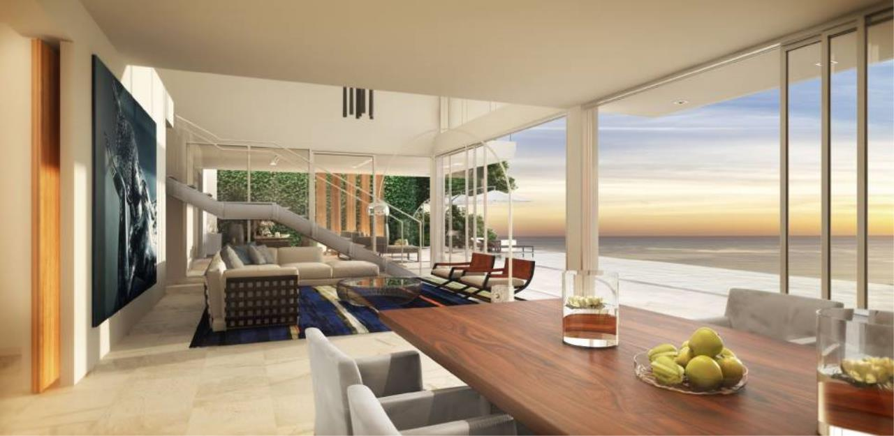 Real Phuket  Agency's Malaiwana Residences - Exclusive 4-Bedroom Penthouse overlooking Naithon Beach 5