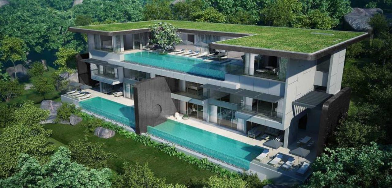 Real Phuket  Agency's Malaiwana Residences - Exclusive 4-Bedroom Penthouse overlooking Naithon Beach 6