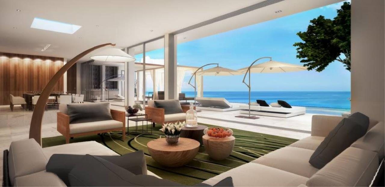 Real Phuket  Agency's Malaiwana Residences - Exclusive 4-Bedroom Penthouse overlooking Naithon Beach 7