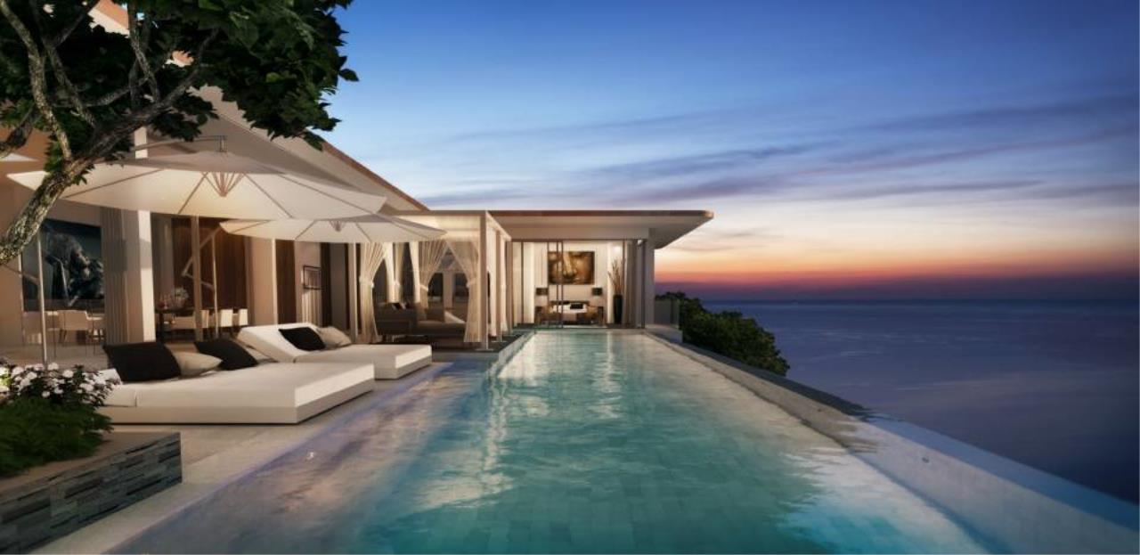 Real Phuket  Agency's Malaiwana Residences - Exclusive 4-Bedroom Penthouse overlooking Naithon Beach 1