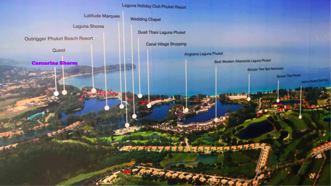 REAL Phuket  Agency's Casuarina Shores - 2-Bedroom Penthouse near Bang Tao Beach 21