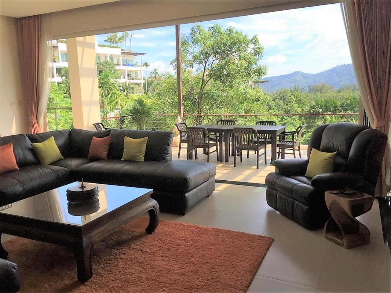 REAL Phuket  Agency's Layan Gardens - Superb 3-Bedroom Penthouse with Roof Top Terrace for Long-term Rent 13