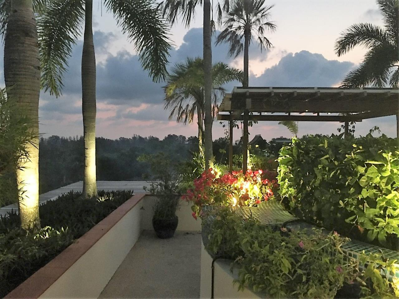 REAL Phuket  Agency's Layan Gardens - Superb 3-Bedroom Penthouse with Roof Top Terrace for Long-term Rent 23