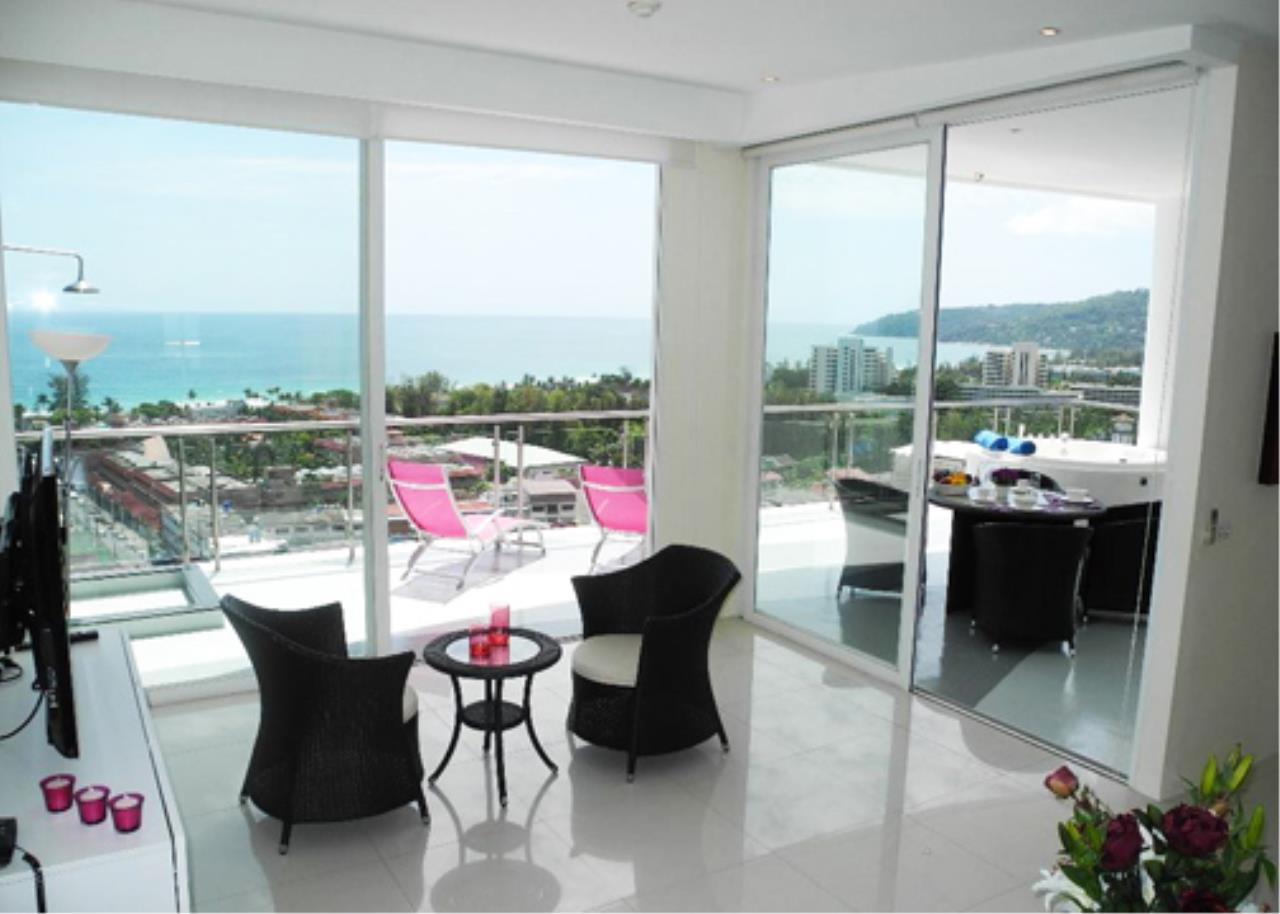 REAL Phuket  Agency's Sunset Plaza - Superb 4-Bedroom Sea View Penthouse in Karon 4