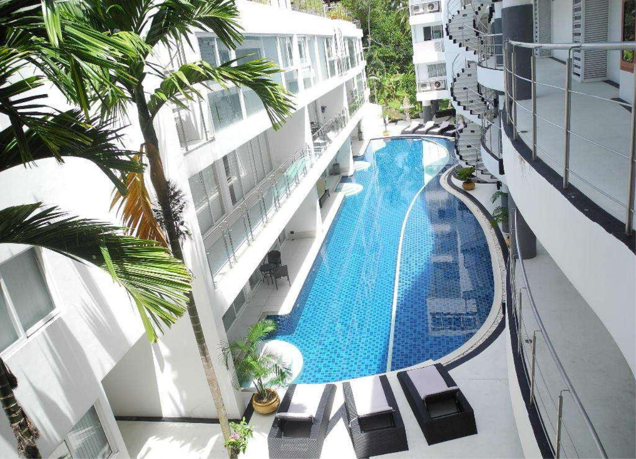 REAL Phuket  Agency's Sunset Plaza - Superb 4-Bedroom Sea View Penthouse in Karon 12