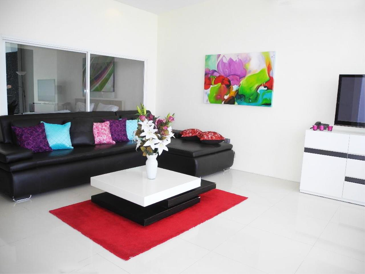 REAL Phuket  Agency's Sunset Plaza - Superb 4-Bedroom Sea View Penthouse in Karon 13