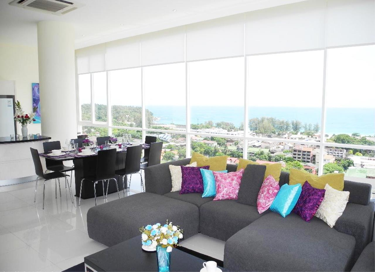 REAL Phuket  Agency's Sunset Plaza - Superb 4-Bedroom Sea View Penthouse in Karon 8