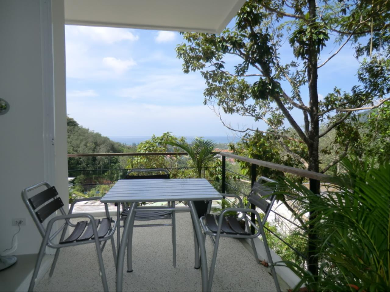 REAL Phuket  Agency's Zen Space - Cool 2-Bedroom Apartment with Panoramic Sea Views 1