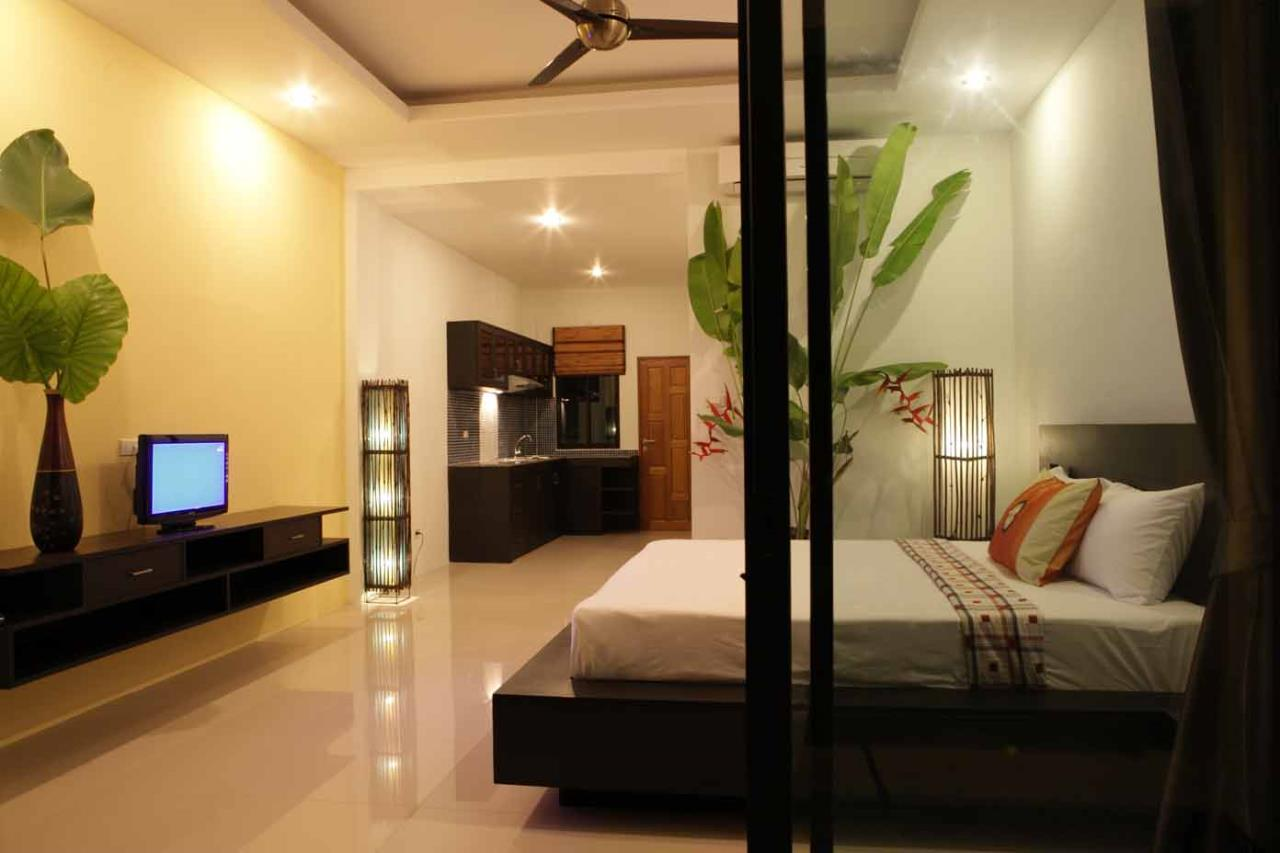 REAL Phuket  Agency's Contemporary Thai Studio Apartment in Kamala 5