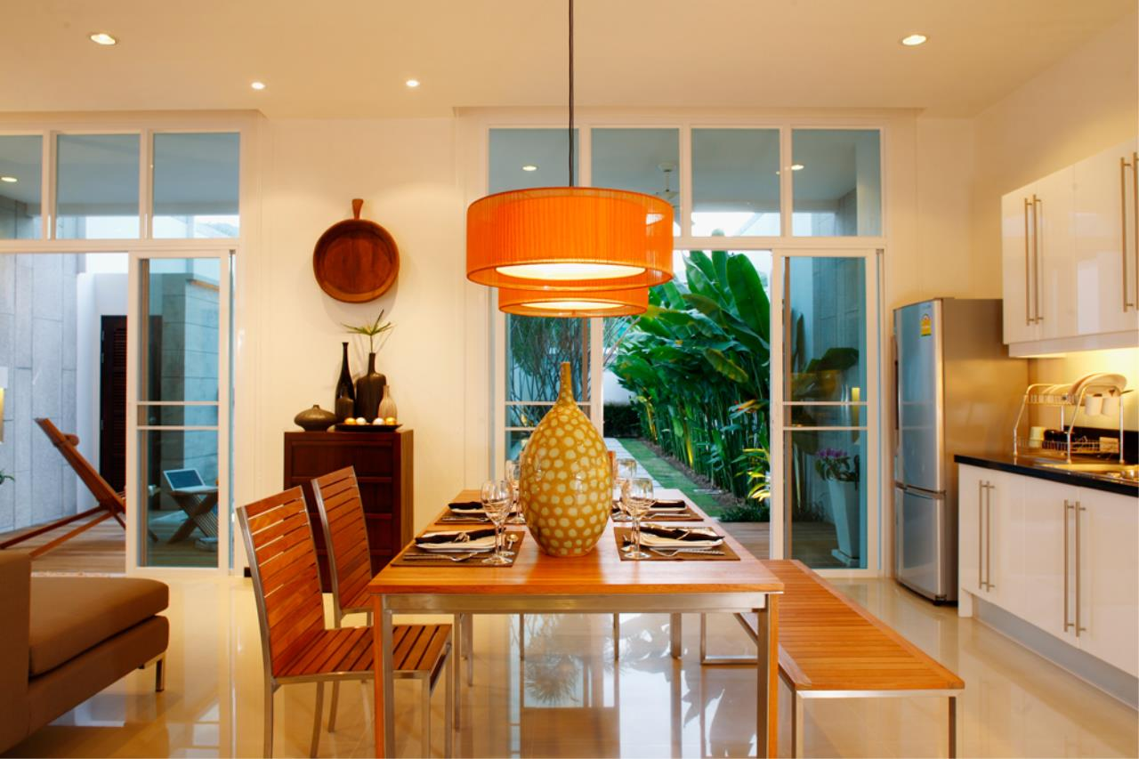 REAL Phuket  Agency's Modern 4-Bedroom Duplex Condominium with Private Pool near Bang Tao Beach 5