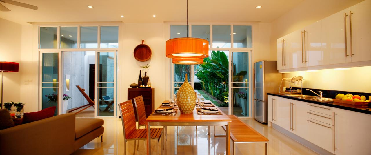 REAL Phuket  Agency's Modern 4-Bedroom Duplex Condominium with Private Pool near Bang Tao Beach 7