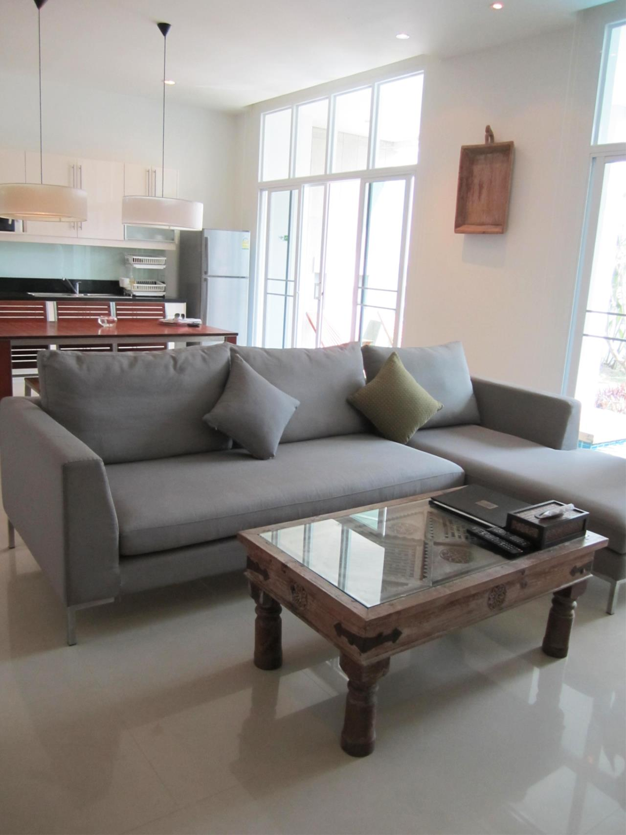 REAL Phuket  Agency's Modern 4-Bedroom Duplex Condominium with Private Pool near Bang Tao Beach 11