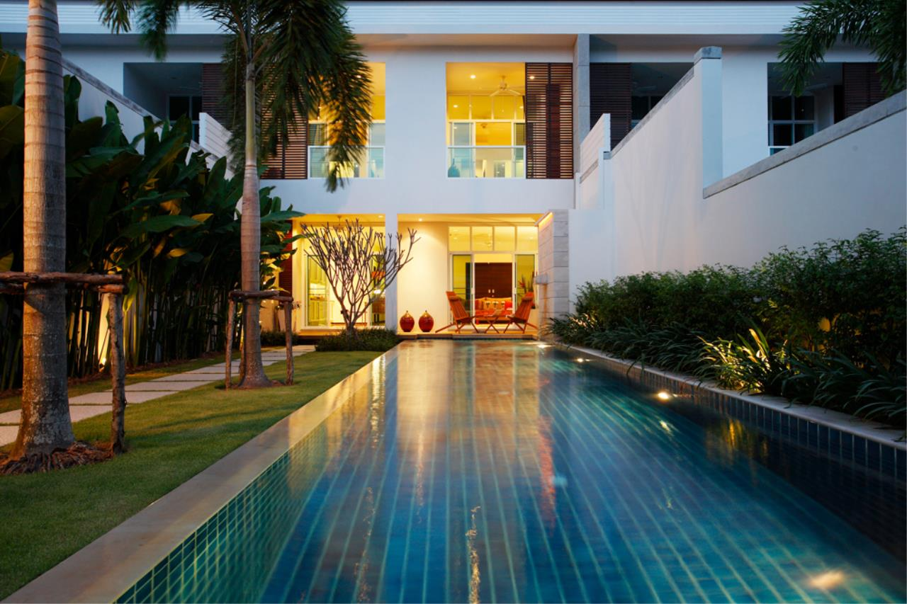 REAL Phuket  Agency's Modern 4-Bedroom Duplex Condominium with Private Pool near Bang Tao Beach 1